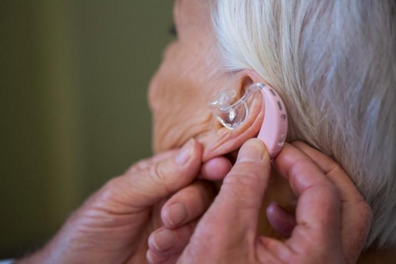 En intakt hørelse er forudsætning for samtale